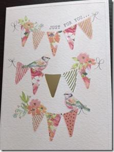 森の小鳥ちゃんカード